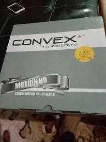 Convex motion HD player