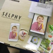 Compact Photo Printer SELPHY CP1300