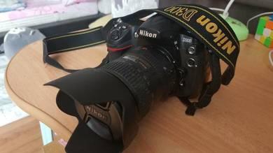 Nikon D300 full set