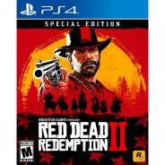 PS4 - Red Dead Redemption 2 Special Edition (New)