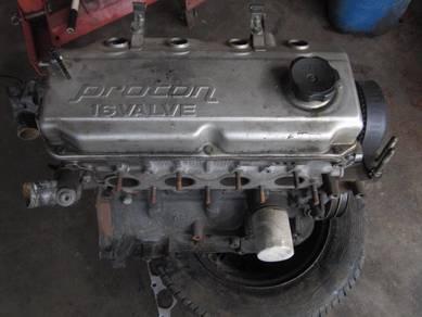 Enjin kosong 4g92 1.6 sohc uk spec