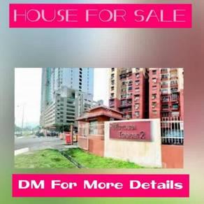 Mutiara Idaman 2B Renovated For Sale!