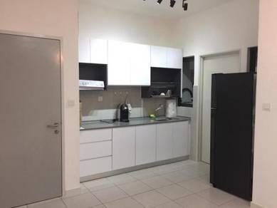 Casa Green Bukit Jalil , 3R2B , 3A/C ,NEW & Fully Furnished , 2carpark