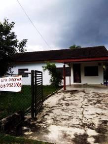 Banglo 1 tingkat Taman Guru Kuantan Pahang