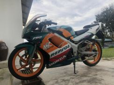 Honda nsr sp 150