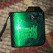 Mi pod grimm green edition