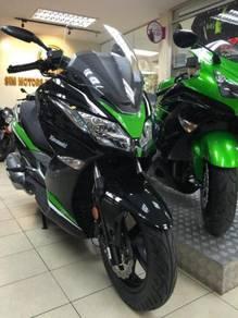 Kawasaki J300 - 90% Credit