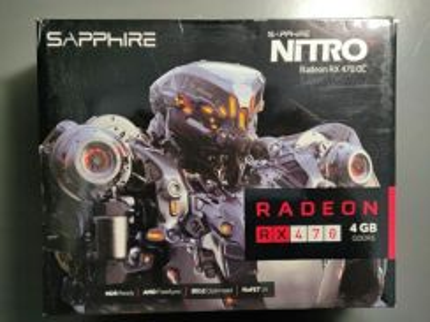 Sapphire Nitro+ Radeon RX470 OC