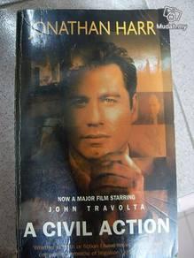 A Civil Action - Jonathan Harr - A True Story
