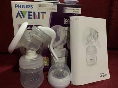 Philip Avent Manual Breast Pump