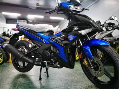 Yamaha y15zr v2 ( ready stock all colour )