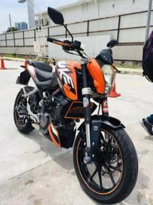 KTM Duke 200 (2014)