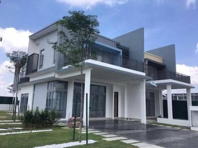 [UNDER HOC] NEW! 30x100 Double Storey Luxury Concept 0%D/P Freehold