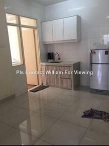 Platinum Hill PV 2 Condominium Taman Melati Setapak Corner Unit