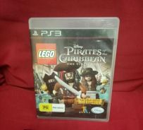 Ps3 Lego Pirates Of The Caribbean The VideoGame