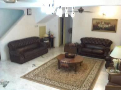 105% Loan 22x75 2 Storey House Saujana Puchong