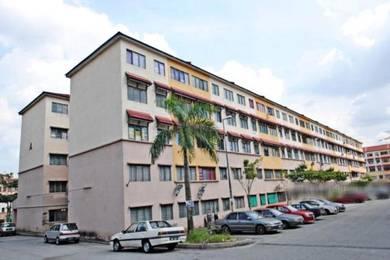 Flat Rampai Idaman, Prima Damansara, PJ, Tingkat 3