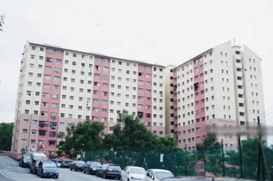 Apartment Permai Ria, Bukit Ampang Permai, Fully Renovated, Freehold