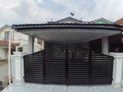 Double Storey Terrace End Lot Bdr Tasik Puteri Rawang For Sale