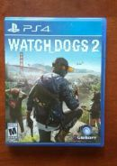 Watch dog 2 ps4 game