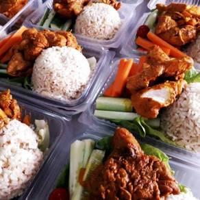 Healthy Lunch Box Geng's Corner