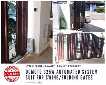 No1 DcMoto 925W Autogate system Quality Auto Gate
