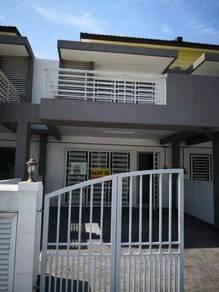 New Double Storey Terrace House For Rent - Taman Cassa Maya