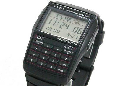 Watch-Casio Calculator Databank DBC32-1A-ORIGINAL