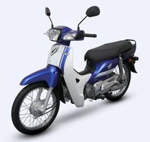Honda ex5 fi rim interchange unit - whatsapp apply