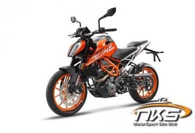 KTM Duke 390 - Merdeka Bonanza Special Deal