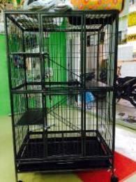 6232 pet cage 3 tier