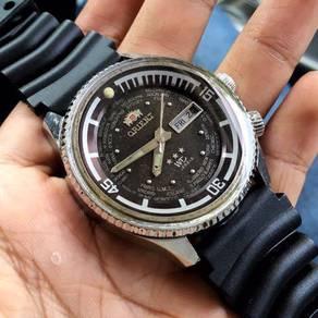 Jam Tangan Vintage Orient WD Automatic