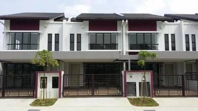 Cogan 20x70 New Terrace House, Bandar Bukit Raja (Below Market Value)
