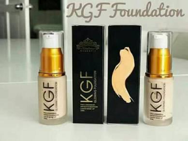 Kgf foundation karisma glowing foundation
