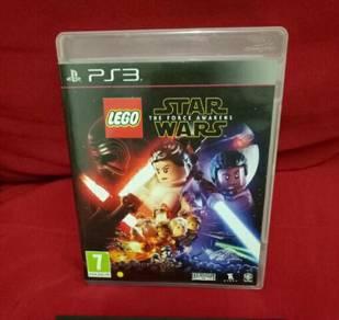 Ps3 Lego Star Wars The Force Awaken