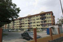 Sri Anggerik 1 Apartment 790sfqt Puchong RENOVATED+FURNISH FULL LOAN