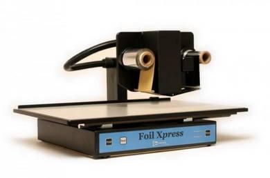 USA Foil Xpress (Auto Position) Hotstamp Machine