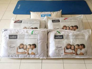 7 X Comfort Pillows