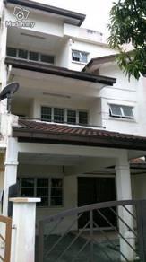 Medan Idaman 3 story freehold house