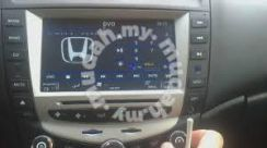 Honda accord 04-07 oem dvd player GPS(2.0/2.4/3.0)