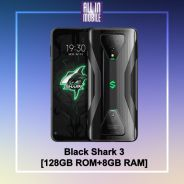 Black Shark 3 5G [128GB+8GB] Original Malaysia Set