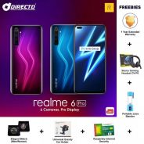 RealMe 6 PRO (8GB RAM/128GB ROM/30W CAS PANTAS)ORI