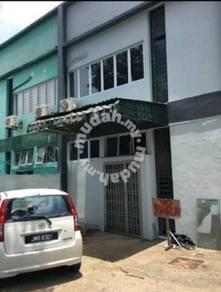 Semi D factory  Taman Daya