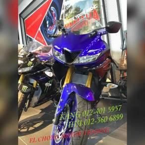 Yamaha r15 -zero d/p
