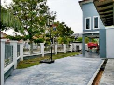 Corner 2 storey Terrace house. Sri Sendayan 40x70