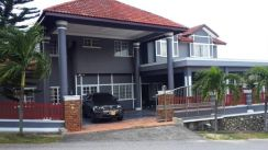 SPACIOUS FREEHOLD Double Storey Bungalow Lavender Heights Senawang