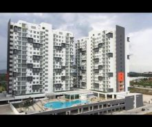 Nusa Height Apartment ( 2 Room Fully Furnished ) Gelang Patah FOR RENT