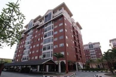 Permai Villa 950sf RENOVATED P/Furnis Puchong Prima 100%LOAN GoodCondi