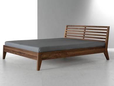 Teak wood Bed Frame katil Jati di Casateak