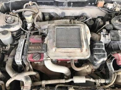 Halfcut Nissan u12 ca18 turbo manual 4wd